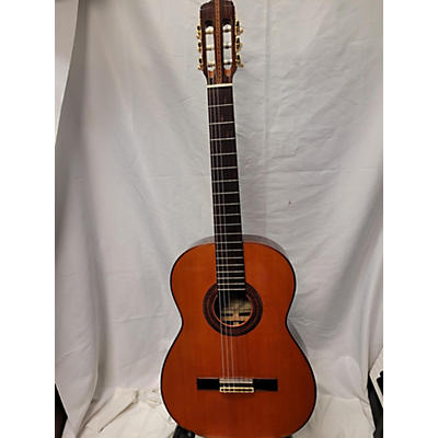 Alvarez 1970 Yairi 5016 Solid Spruce Top Classical Acoustic Guitar