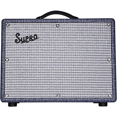 Supro 1970RK Keeley Custom 25W Tube Guitar Combo Amplifier