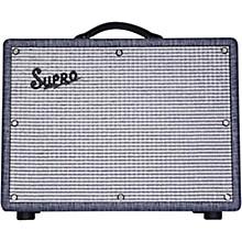 Open BoxSupro 1970RK Keeley Custom 25W Tube Guitar Combo Amplifier