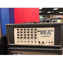 Sound City 1970s 12OR PA Guitar Amp Head