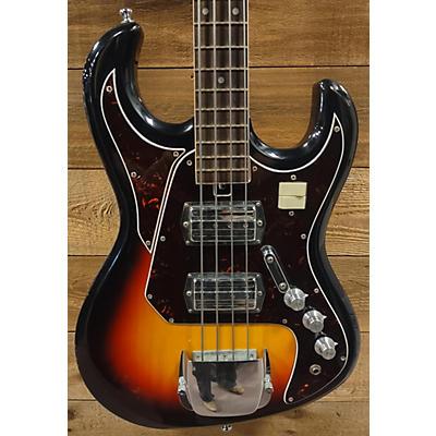 Silvertone 1970s 14909 Electric Bass Guitar