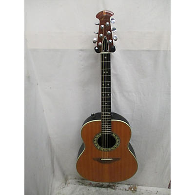 Ovation 1970s 1612-1 Acoustic Electric Guitar
