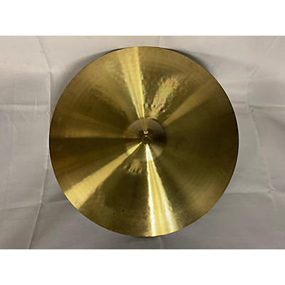 Camber 1970s 20in Crash Cymbal