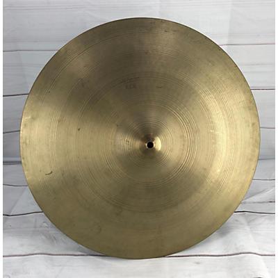 Zildjian 1970s 20in Medium Ride Cymbal