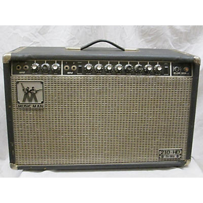 Ernie Ball Music Man 1970s 210HD One Thirty Tube Guitar Combo Amp