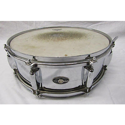Slingerland 1970s 5.5X13 1970's Slingerland Snare Chrome Drum