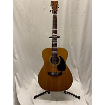 Aria 1970s 9402 Acoustic Guitar