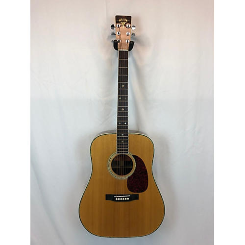 1970s ARIA PRO II PW40 Acoustic Guitar