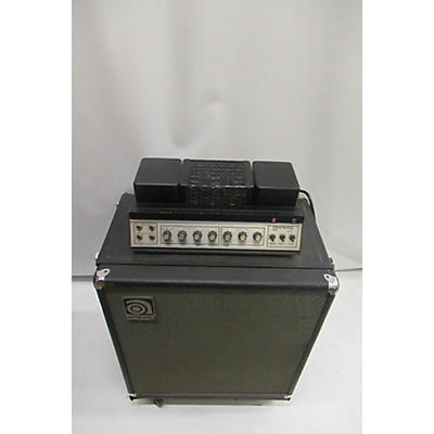 Ampeg 1970s B15S Tube Bass Combo Amp