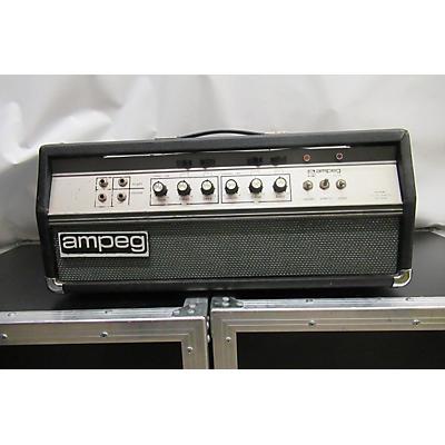 Ampeg 1970s B25B HEAD W/ B15S CAB Tube Bass Amp Head