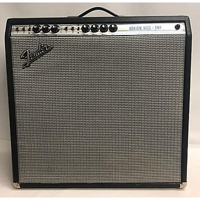 Fender 1970s Bantam Bass Tube Bass Combo Amp