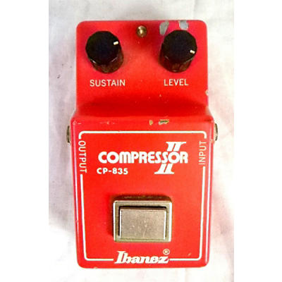 Ibanez 1970s Compressor II Effect Pedal