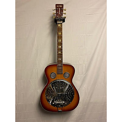 National 1970s DB190R Resonator Guitar