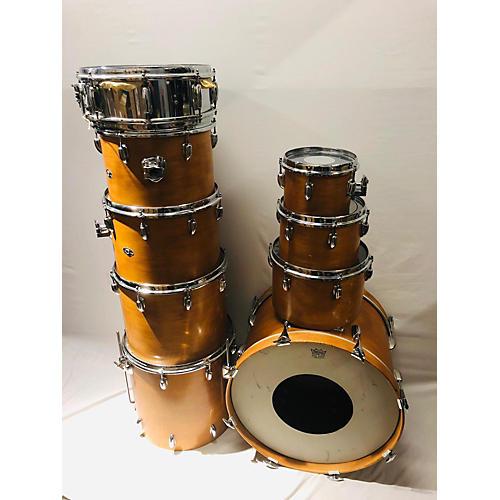 Slingerland 1970s Drum Kit Drum Kit Natural