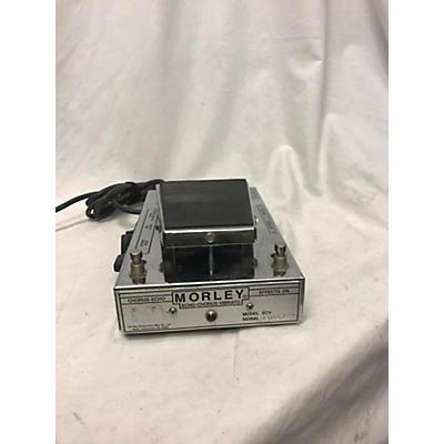 Morley 1970s ECV Pedal