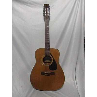 Yamaha 1970s FG312 12 String Acoustic Guitar