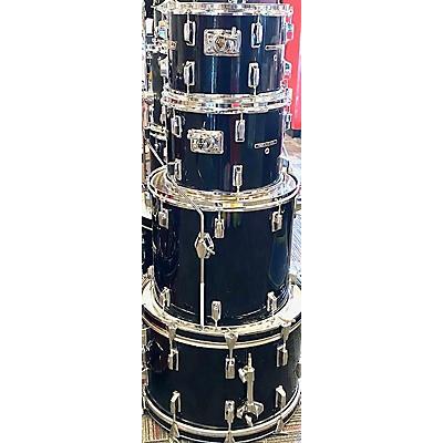 Pearl 1970s Fiberglass Drum Kit