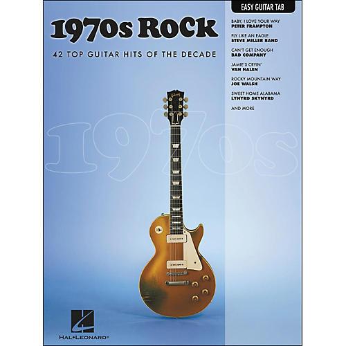 Hal Leonard 1970s Rock Easy Guitar Tab