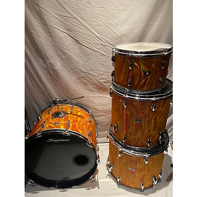 Slingerland 1970s Super Rock Drum Kit