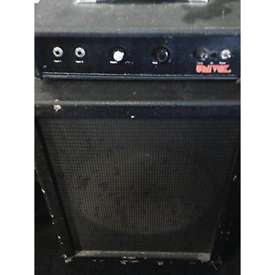 Univox 1970s UB250 Bass Amp Head