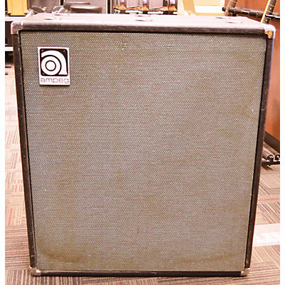 Ampeg 1970s V-4 With 4x12 Cab Tube Guitar Combo Amp