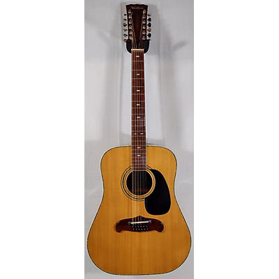 Ventura 1970s V16 12 String Acoustic Guitar