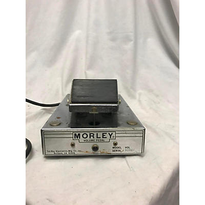 Morley 1970s VOL Pedal