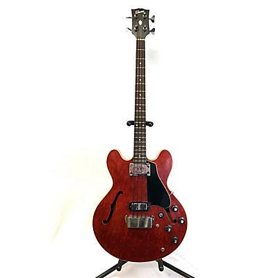 Gibson 1971 EB-2D Electric Bass Guitar