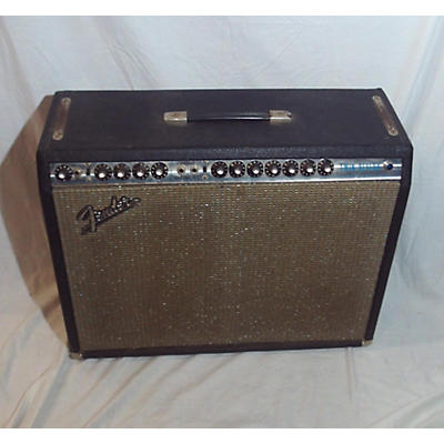 Fender 1971 Twin Reverb 2x12 Tube Guitar Combo Amp
