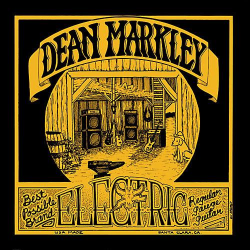 Dean Markley 1973 Vintage Reissue Electric Guitar Strings 12-Pack