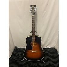 Guild 1974 D40SBLH Acoustic Guitar
