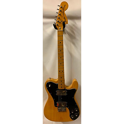 Fender 1974 TELECASTER DELUXE Solid Body Electric Guitar