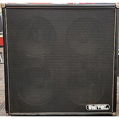 Univox 1974 U412 Guitar Cabinet