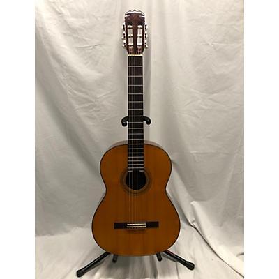 Takamine 1976 C128 Classical Acoustic Guitar