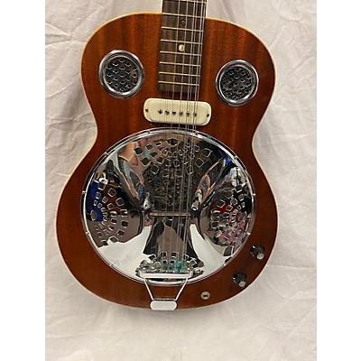 Dobro 1976 D12e 12 String Acoustic Electric Guitar