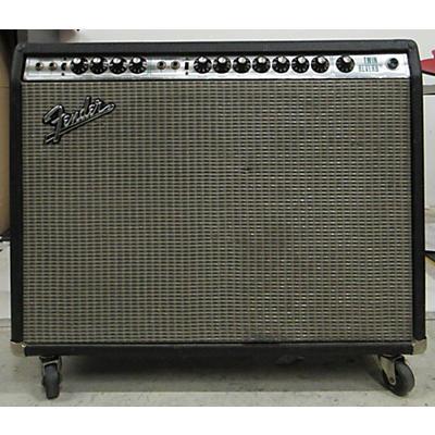 Fender 1976 Twin Reverb 2x12 Master Volume Tube Guitar Combo Amp