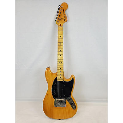 Fender 1978 Mustang Solid Body Electric Guitar