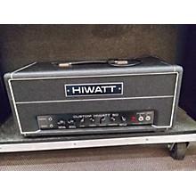 Hiwatt 1979 CUSTOM 50 Tube Guitar Amp Head