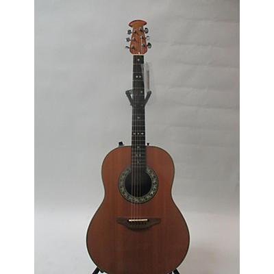 Ovation 1980 1612 DELUXE BALLADEER Acoustic Electric Guitar