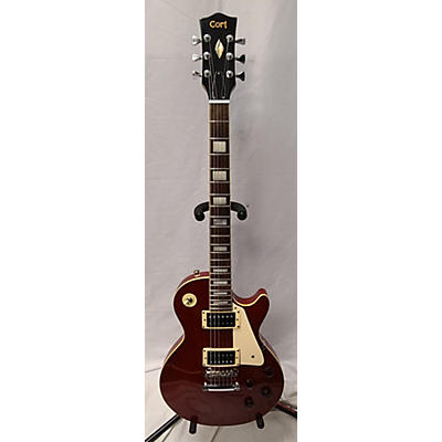 Cort 1980'S LP Style Electric Guitar Solid Body Electric Guitar