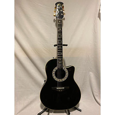 Ovation 1980s 1867 Legend Acoustic Electric Guitar