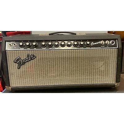 Fender 1980s Concert Head Tube Guitar Amp Head