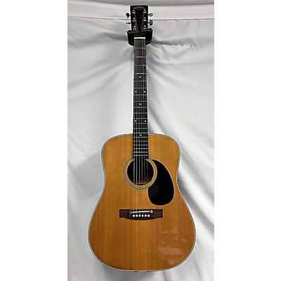 SIGMA 1980s DREADNAUGHT Acoustic Guitar