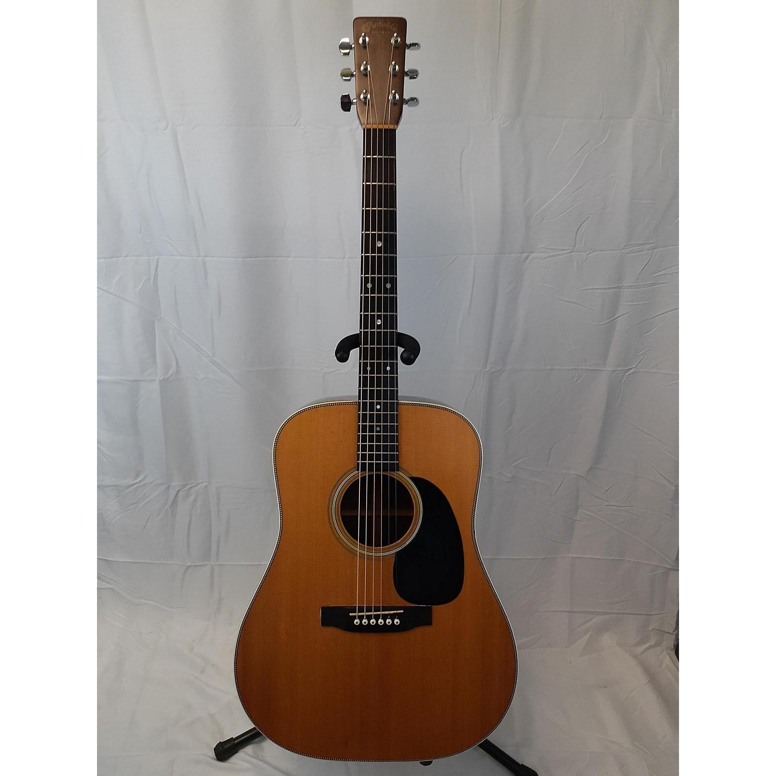Martin 1980s HD28 Acoustic Guitar