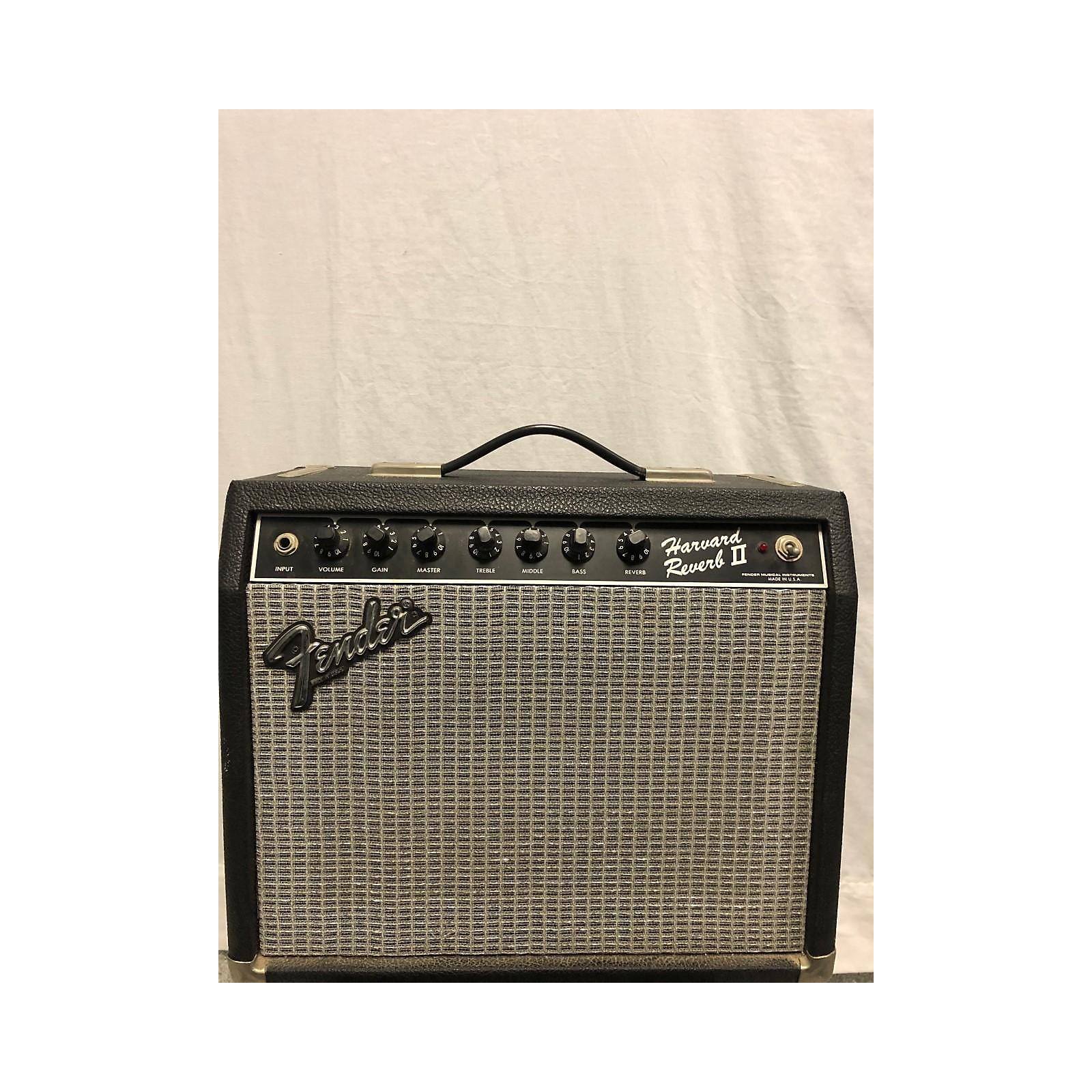 Fender 1980s Harvard Reverb II Guitar Combo Amp