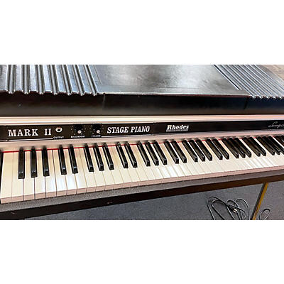 Rhodes 1980s Mark II Stage 73 Suitcase Acoustic Piano