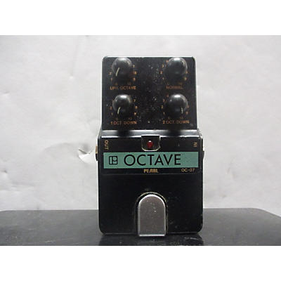 Pearl 1980s OC07 Effect Pedal