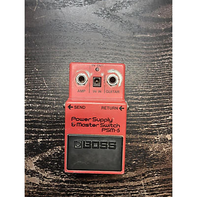 BOSS 1980s PSM-5 Pedal