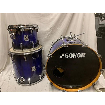 SONOR 1980s Phonic Drum Kit