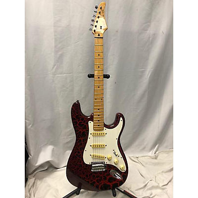 Cort 1980's Strat Style Electric Guitar Solid Body Electric Guitar